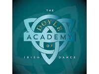Irish Dance Classes in Whitby