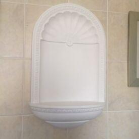 Decorative Plaster Niche
