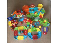 Vtech Toot Toot collection
