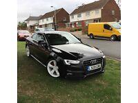 Audi A5 s line ubdate front 2016 px BMW x5