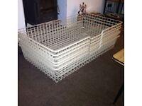 Ikea pax wardrobe baskets X 6