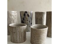 Ceramic Workshop - Coil Built Vases - 27th Jan