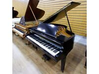 Marshall & Rose Black Baby Grand Piano By Sherwood Phoenix Pianos