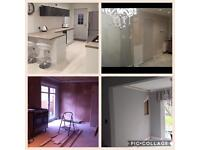 Rymac joinery services.