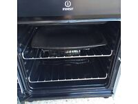Immaculate gas cooker and grill