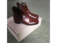 Brown Jodphur Boots Size 13 1/2
