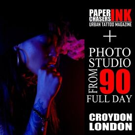 Professional Photography + Video studio £80/day in London