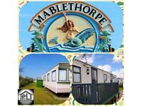 6 berth static caravan for hire