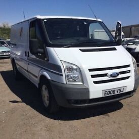 2008 FORD TRANSIT TRENDY DOUBLE SIDE LOADER HEAVY DUTY CARRYING VAN IN VGC DRIVES SUPERB ANYTRIAL