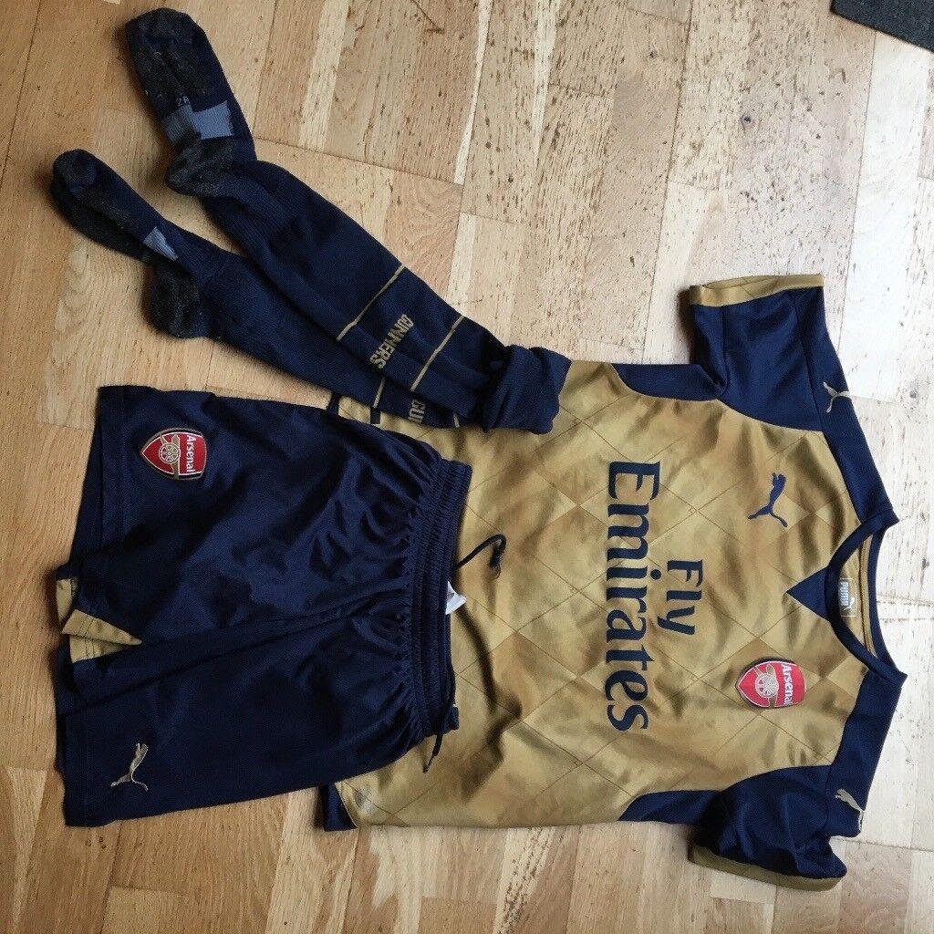 Arsenal kit 9-11