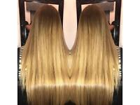 Hair extension supplier and fitter