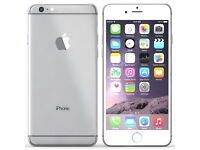 iPhone 6 16gb in Silver/White