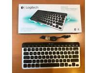 Logitech K811 Bluetooth Easy Switch Keyboard for Mac, iPad or iPhone