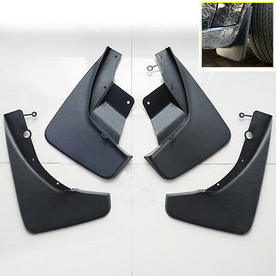 Mudflaps For 2011- 2017 Jeep Grand Cherokee Front & Rear Splash Guards Mud Flaps