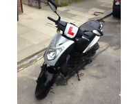 Kymco agilyty 125cc in good condition