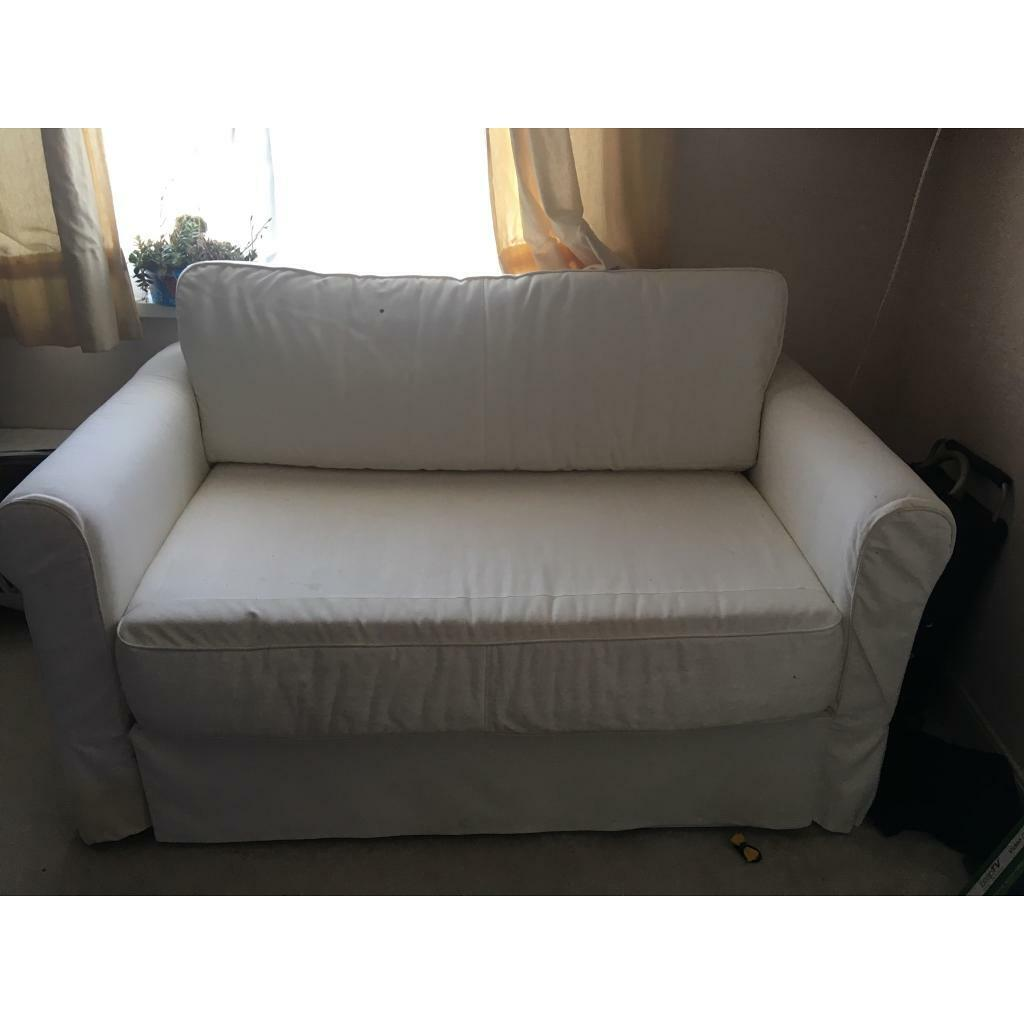Foc Ikea Pull Out Sofa Bed In Vale Of