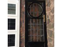 Front Door - Glazed leaded Original 1920's