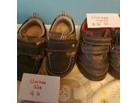 Shoes boys size 4