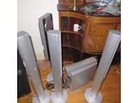 Panasonic all round sound system