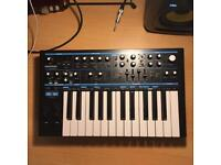 Novation Bass Station II Analogue Synthesiser MINT CONDITION