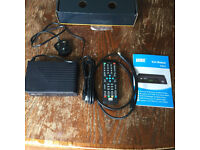 August DVB415 Freeview HD Receiver and Media Player