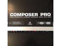 Behringer Composer Pro MDX 2200