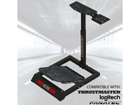 Racing Simulator Wheel Stand LITE for Logitech, Thrustmaster and Fanatec Wheels