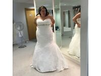 Weddind dress size 20