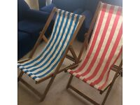 Garden Chairs / Patio Chairs / Lawn / Beach Chairs