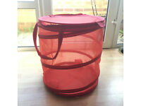 Laundry basket – Collapsible with carrying handles – USUALLY £9! – IKEA FYLLEN