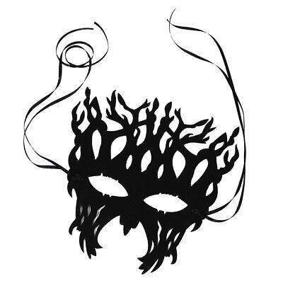 ee Mask Felt Cloth Halloween Party Cosplay Accessories (Coole Halloween-maske)