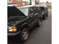 LANDROVER DISCOVERY TD5 READ ADD