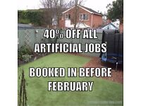 Midlands Landscapes and Artificial grass specialists