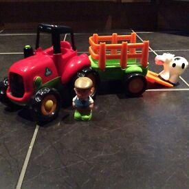 ELC Tractor
