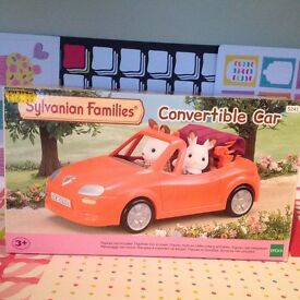Sylvanian Families sets, still in boxes, excellent condition