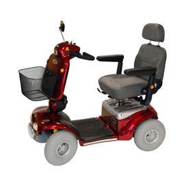 Shoprider Cadiz Mobilty scooter.