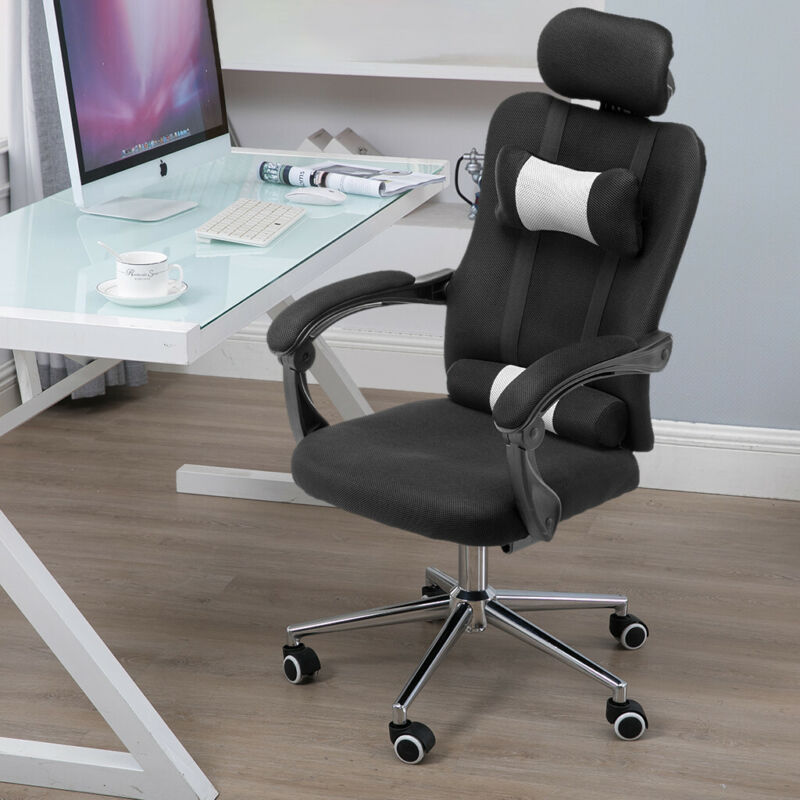 Ergonomic Office Chair Computer Mesh Comfortable Chair with