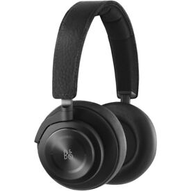 Bang & Olufsen Beoplay H7 Wireless Bluetooth Over-Ear Headphones. Intuitive Touch Interface. Black