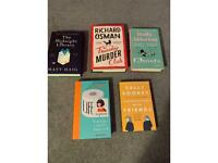 Recently published book bundle for £10! (2 of 2)