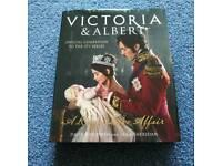 Hardback Victoria & Albert book