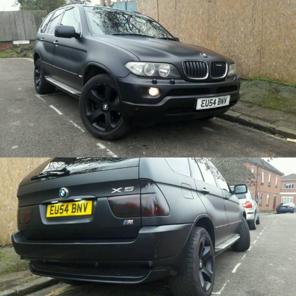 bmw x5 e53 3 0 d sport sat nav full loaded in southampton hampshire gumtree. Black Bedroom Furniture Sets. Home Design Ideas