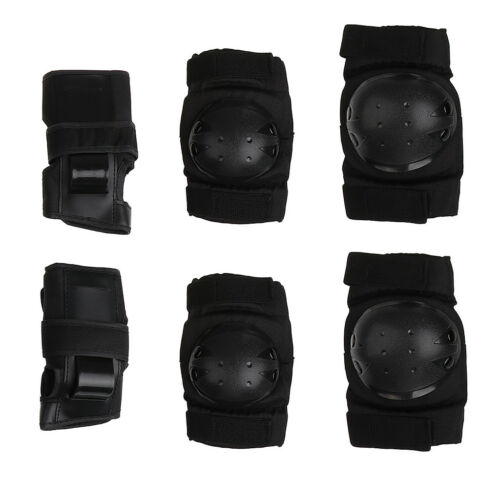 Outdoor Adult Knee Elbow Wrist Pad Guard Skating Skateboards
