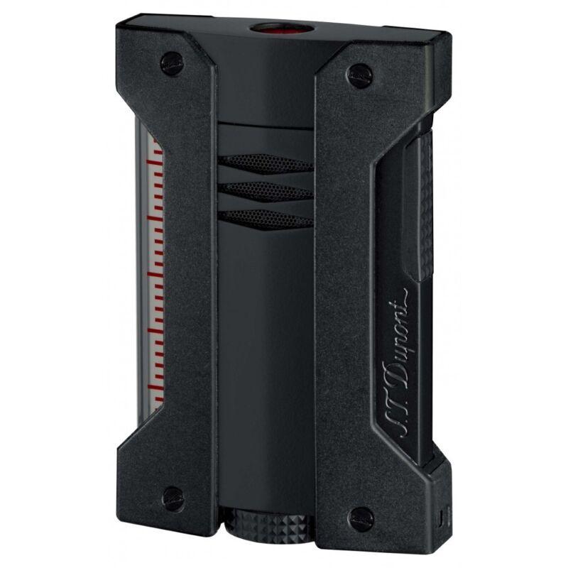 S.T. Dupont Defi Extreme Black Torch High Altitude Lighter, 21400, ST021400, NIB