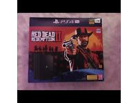 PS4 Pro 1tb latest revision (quiet fan)