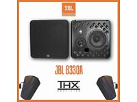 JBL Professional 8330A THX speakers 2 sets available