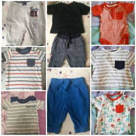 Baby boy tops/trousers