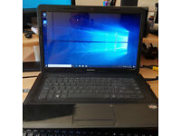 """Laptop , Compaq in good condition with windows 10 home 15.6"""" screen"""