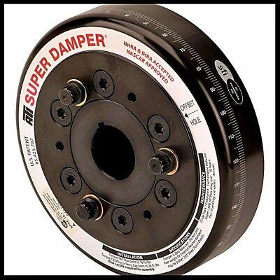 - SBC CHEVY ATI SUPER DAMPER SFI HARMONIC BALANCER INTERNAL BAL. PART # 917781