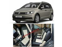 MINICAB LEATHER CAR SEAT COVERS FOR TOYOTA PRIUS SEAT ALHAMBRA TOYOTA PRIUS PLUS TOYOTA AURIS ZAFIRA