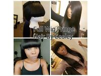 Afro & European hairstylist * Special offer weave from £30* *customised wigs from £50*